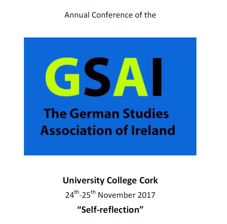 German Studies Association of Ireland Annual Conference
