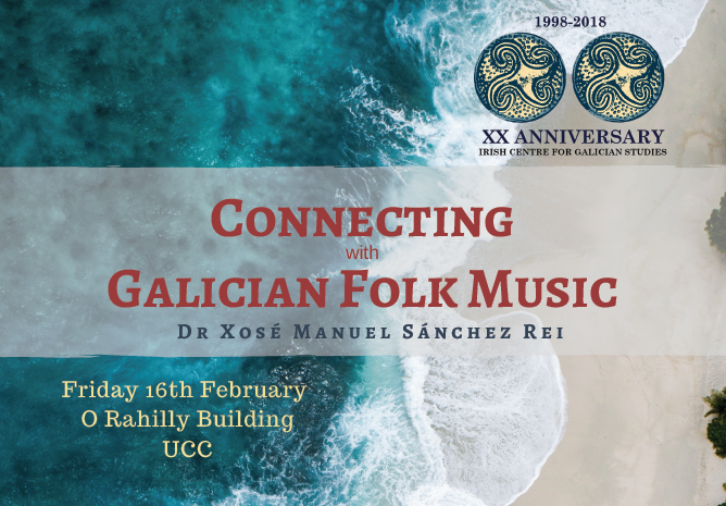 CONNECTING WITH GALICIAN FOLK MUSIC