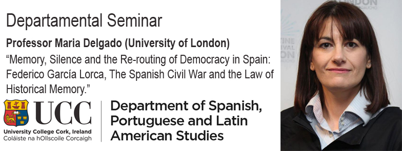 Memory, silence and the re-routing of democracy in Spain: Federico García Lorca, the Spanish Civil War and the Law of Historical Memory