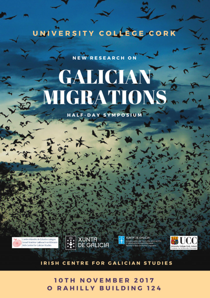 2017. November 10th. New Research on Galician Migrations: Half-Day Symposium