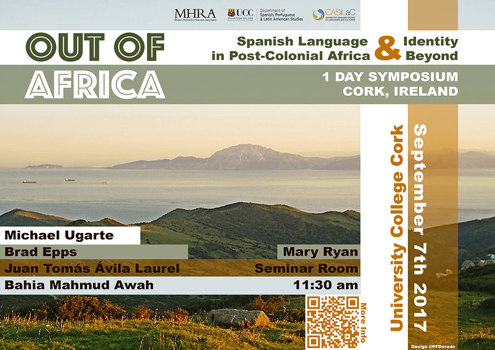 Out of Africa: Spanish Language & Identity in Post-Colonial Africa & Beyond