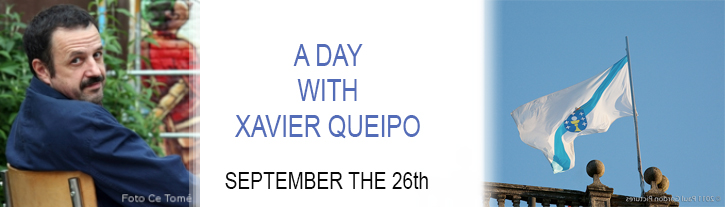 2014. September 17th. A Day with Xavier Queipo