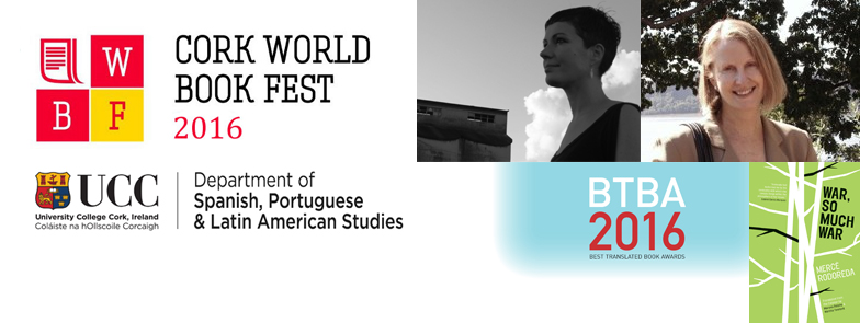 Voices from Another Spain – Elvira Ribeiro and Martha Tennent at Cork World Book Fest