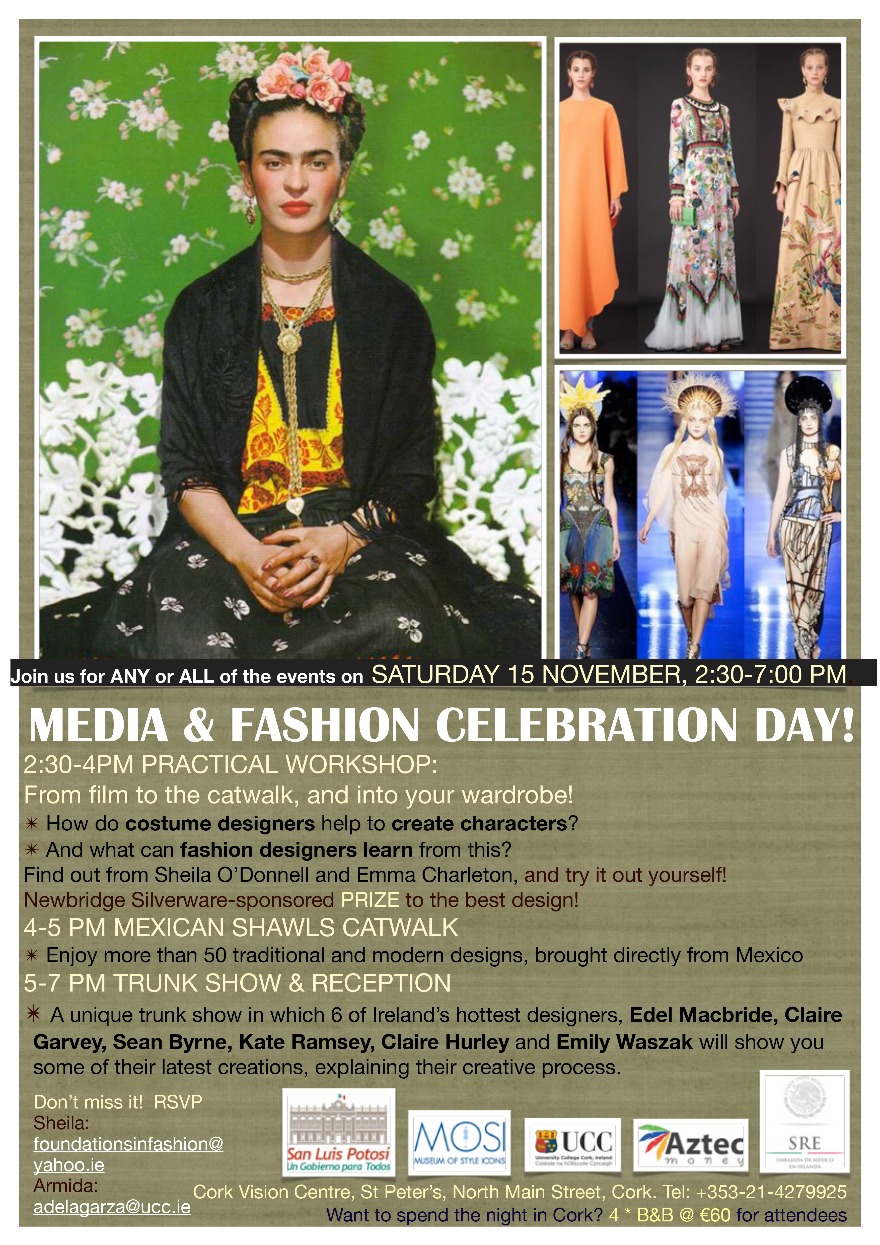 Media & Fashion Celebration
