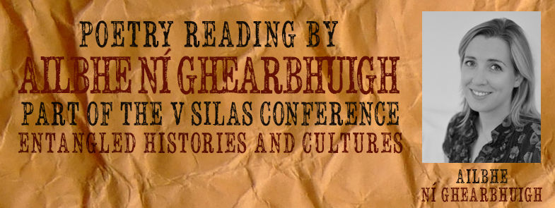 SILAS 2015 Event – Poetry by Ailbhe Ní Ghearbhuigh