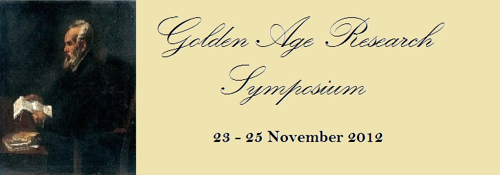 Cork Golden Age Research Symposium