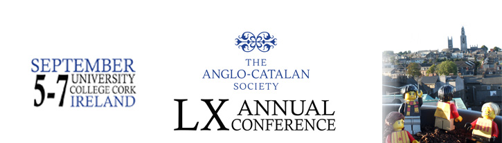LX Annual Anglo-Catalan Society Conference - 5-7 September 2014