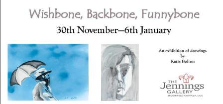 Wishbone, Backbone, Funnybone Invitation
