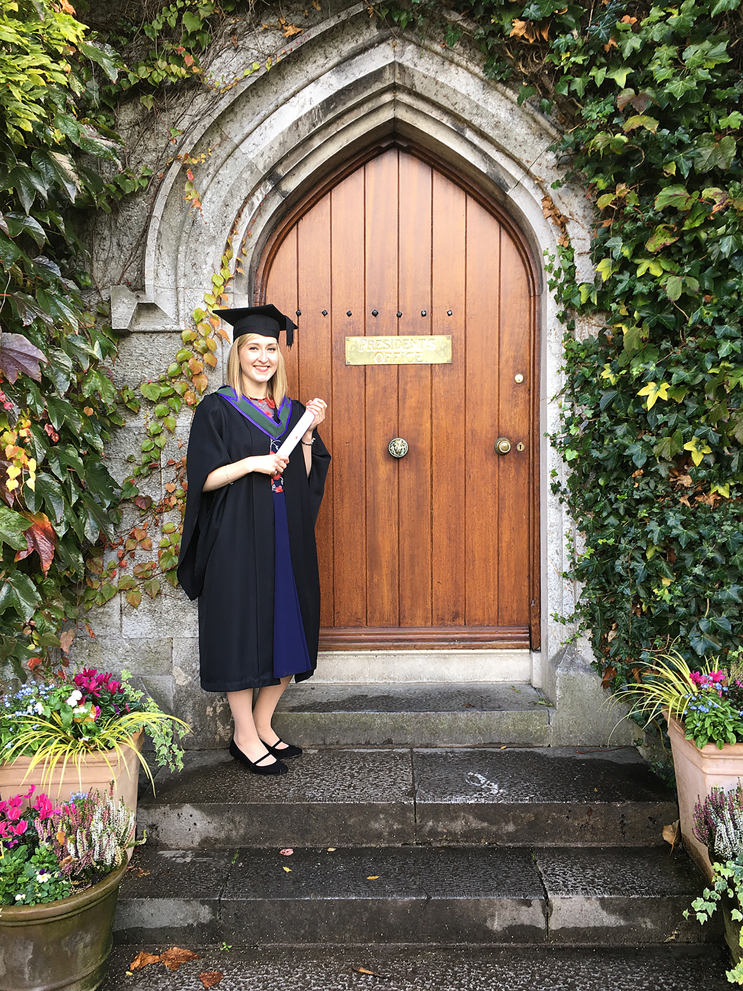 UCC School of Law graduate wins prestigious French Government Medal and NUI Prize