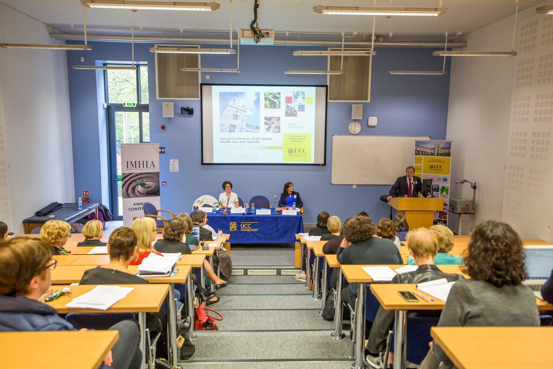 Developments in Mental Health Law Discussed at School of Law Conference