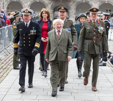 Just what can the President of Ireland actually do?
