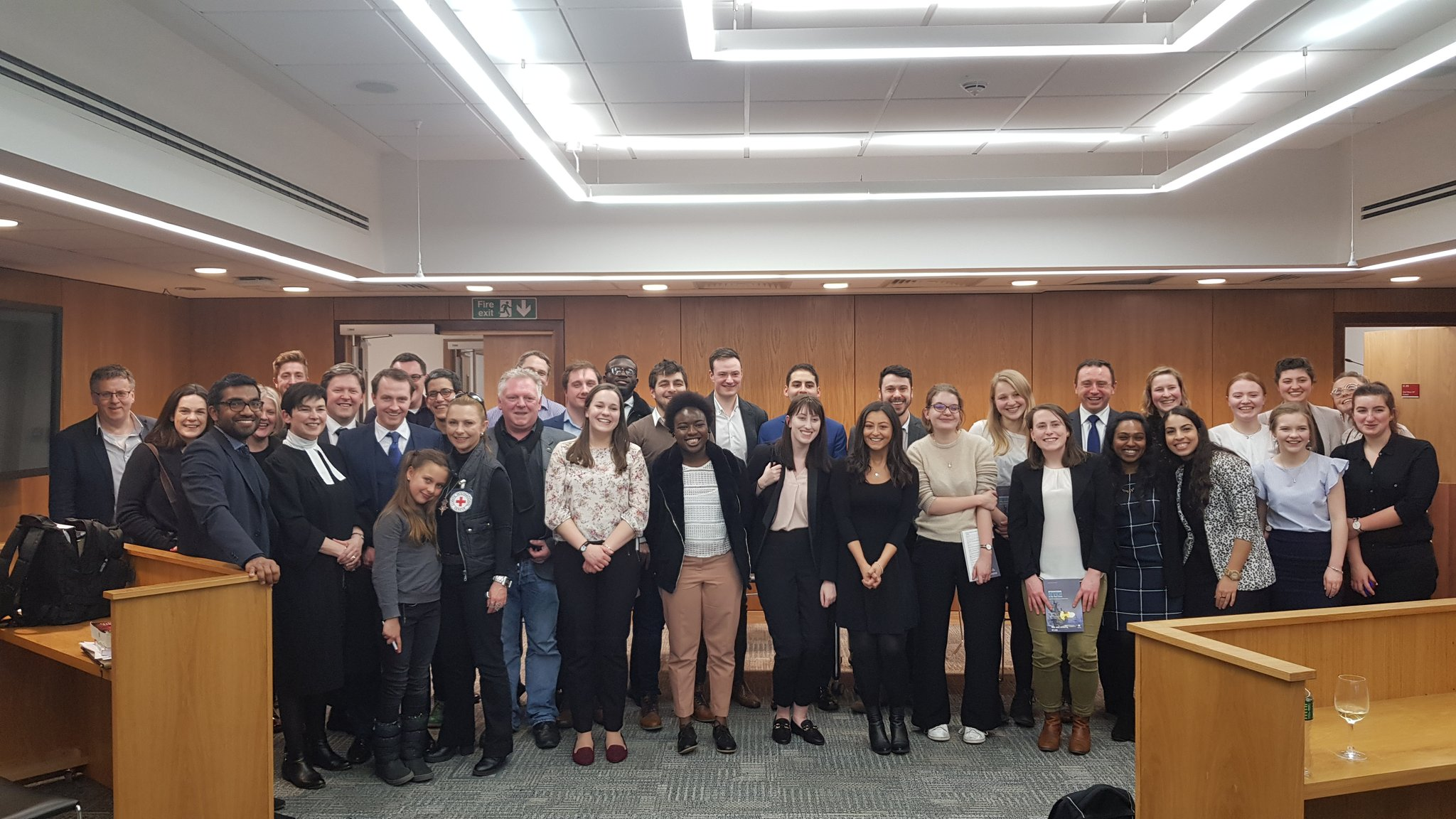 UCC Law Students Awarded Best Mooting Prize at Red Cross Competition