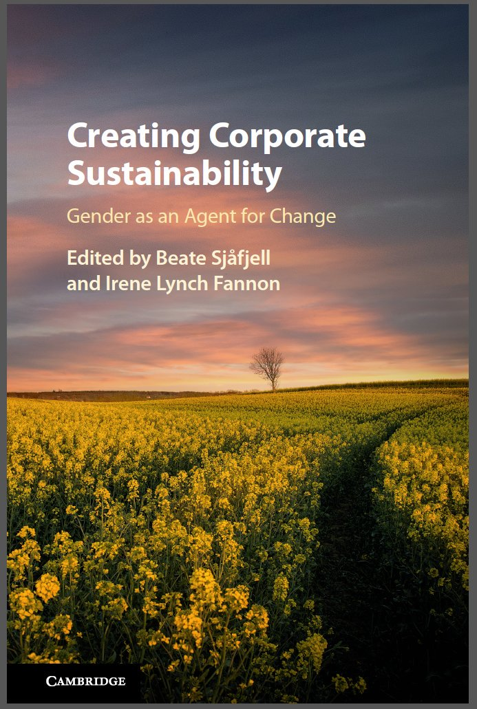 Professor Irene Lynch Fannon Co-Editor of New Volume Examining Perceptions and Participation of Women in Business