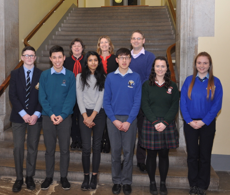 Winners of UCC School of Law Schools Essay Competition Announced