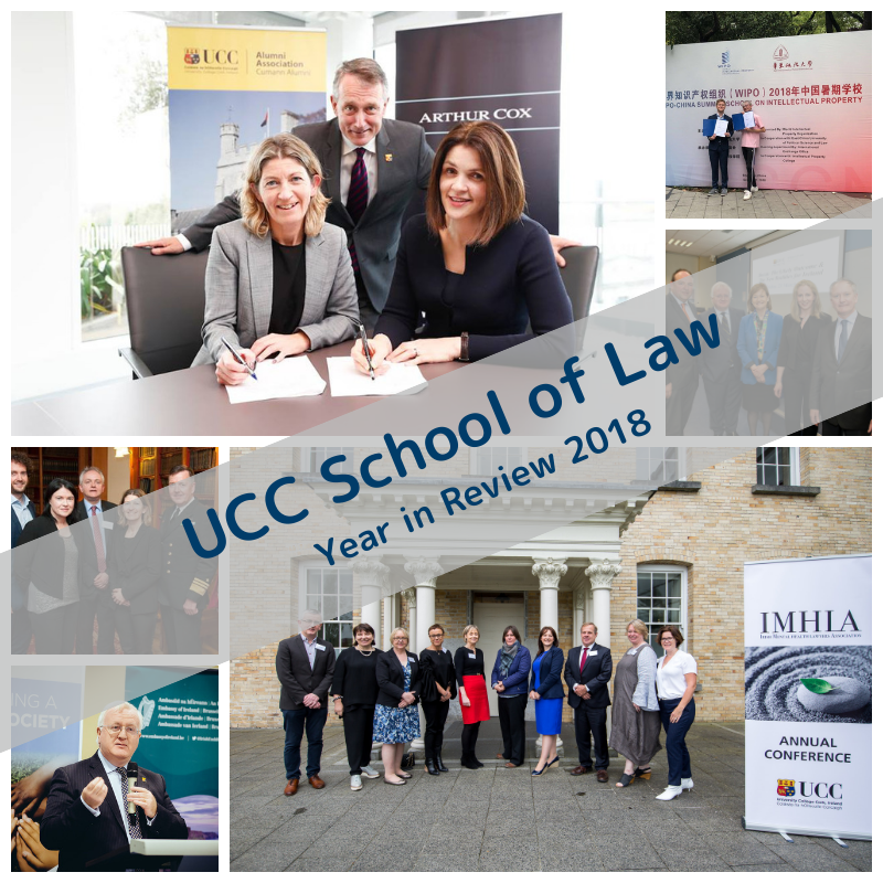 UCC School of Law Year in Review