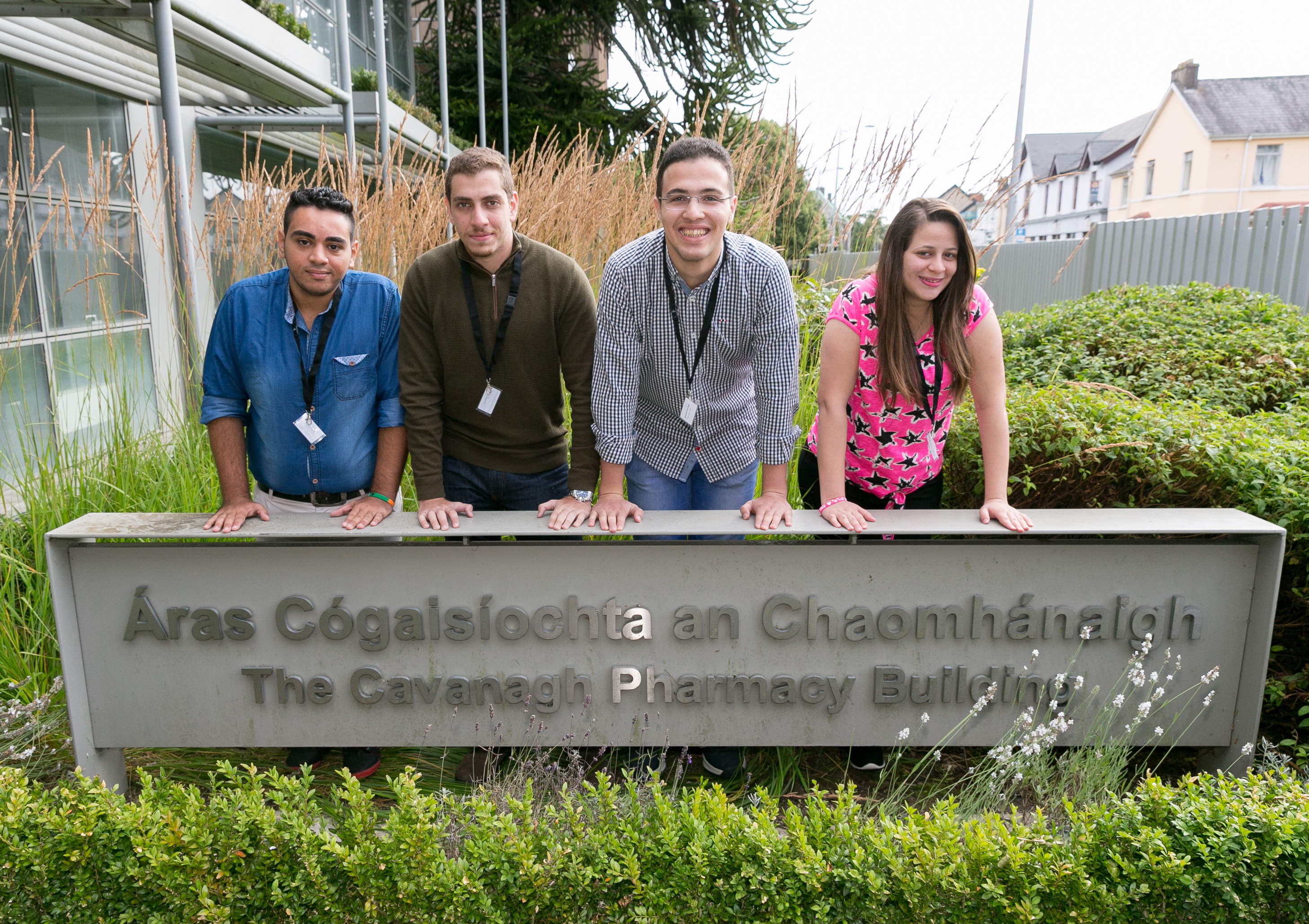 School of Pharmacy, UCC welcomes its first International Summer School Students