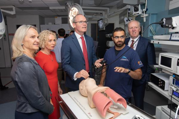 World's first 5G telemedicine and medical robotics training centre