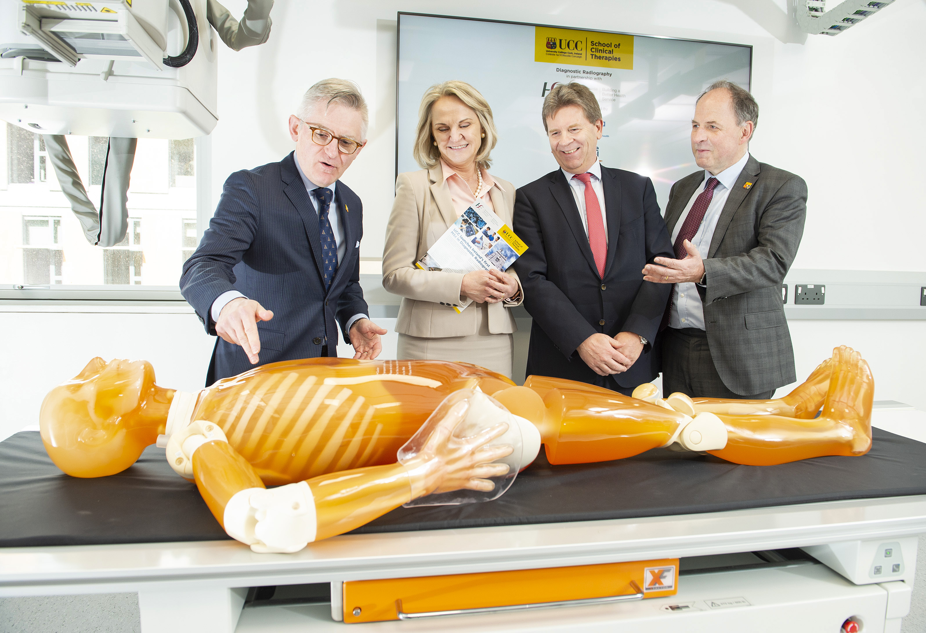 MSc Diagnostic Radiography Programme Launch