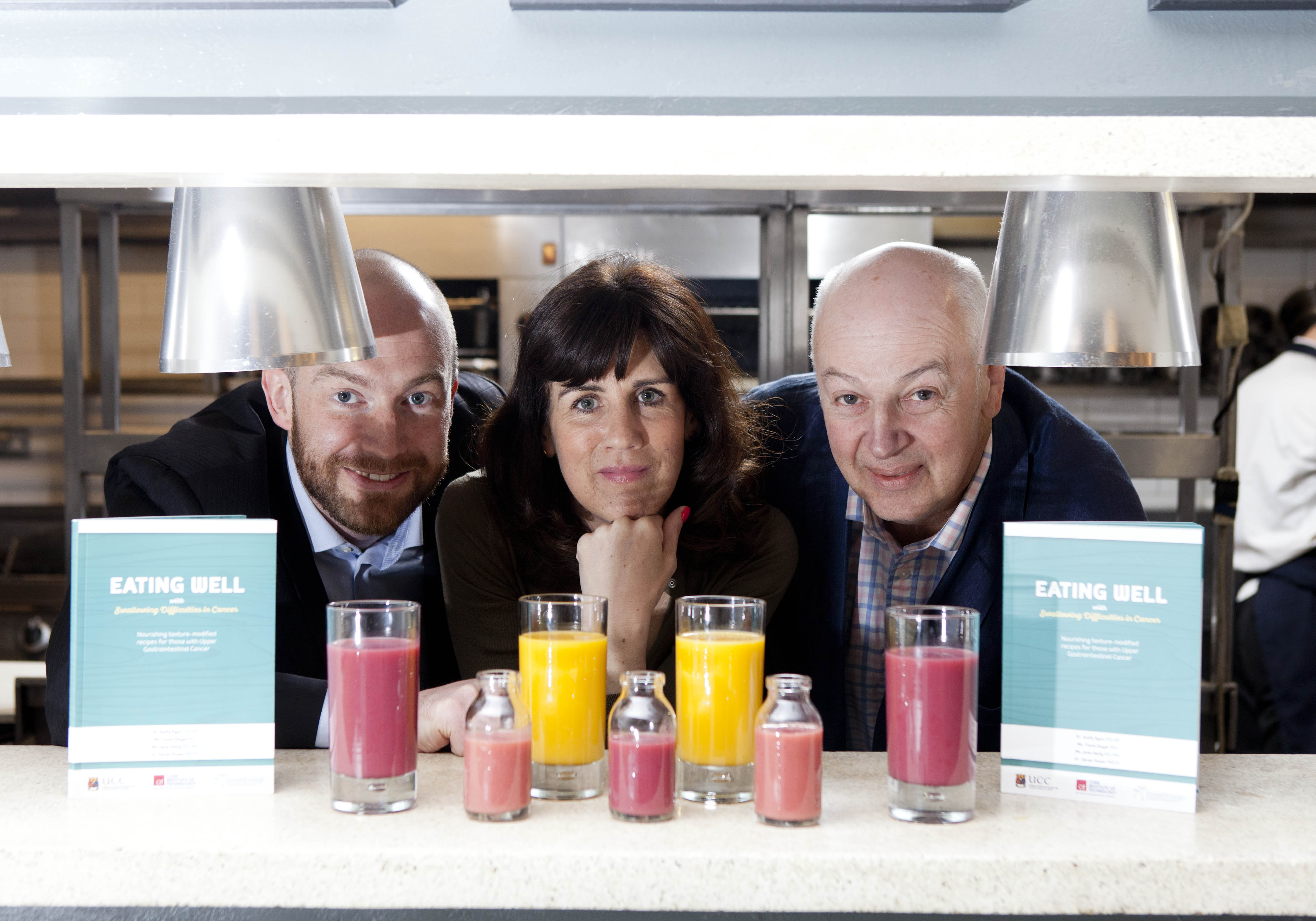 Cancer Cookbook launched for Patients With Swallowing Difficulties