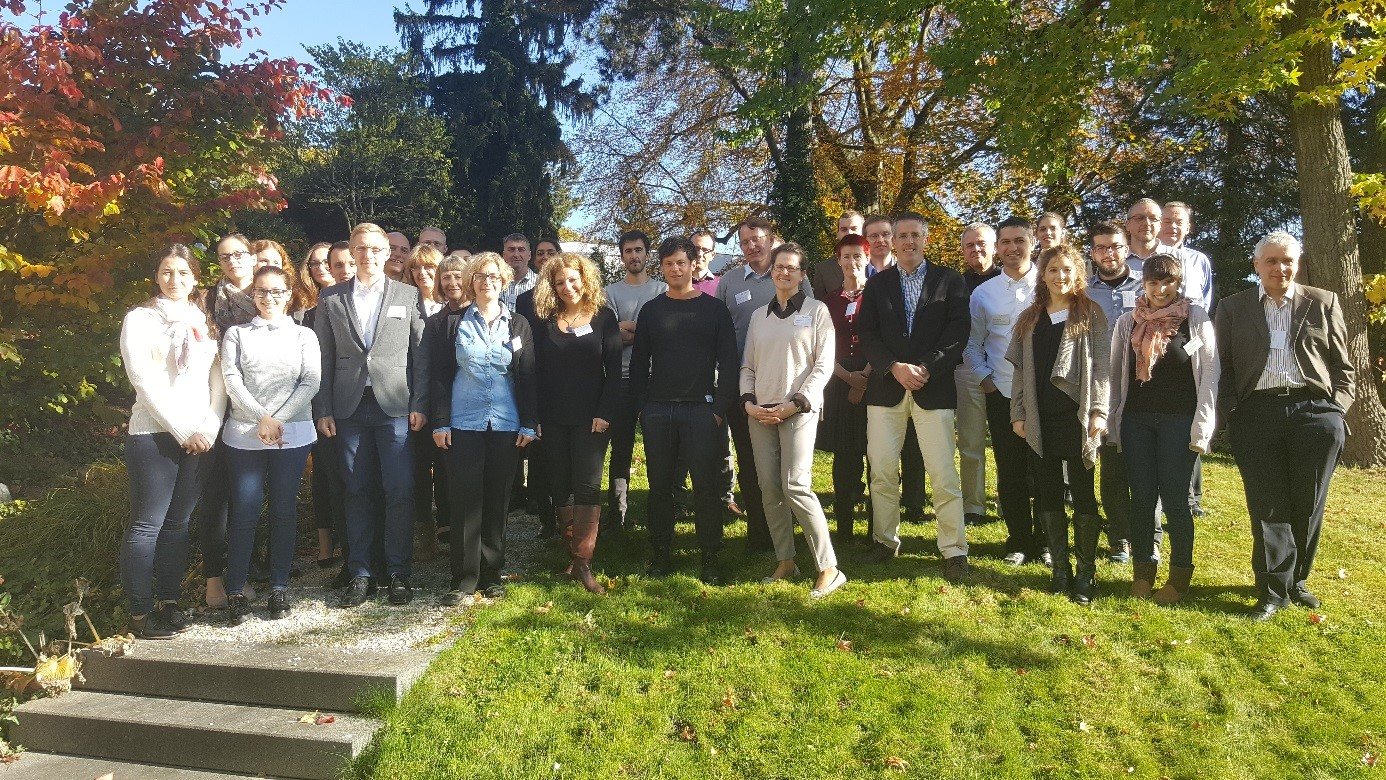 UCC-led EU training network 'PEARRL' kicks off'