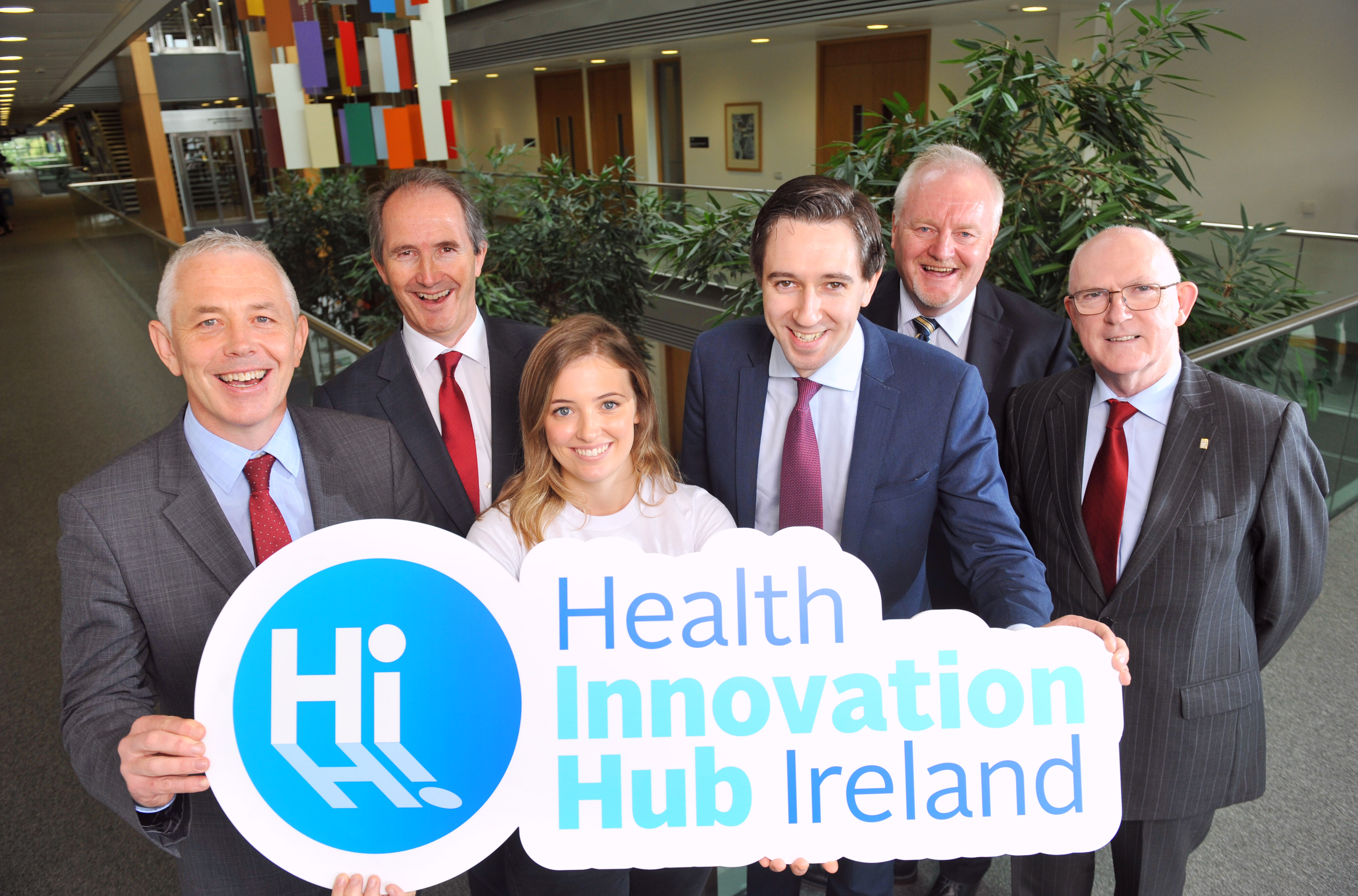 Health Innovation Hub Ireland launched by Minister Simon Harris TD