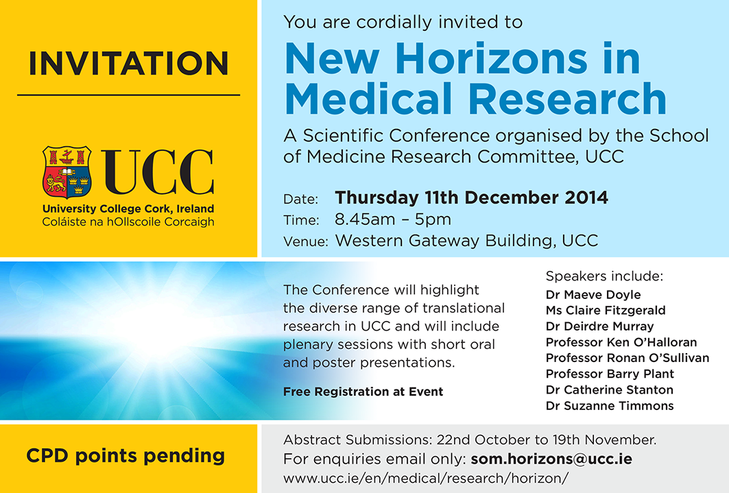 New Horizons Medical Conference