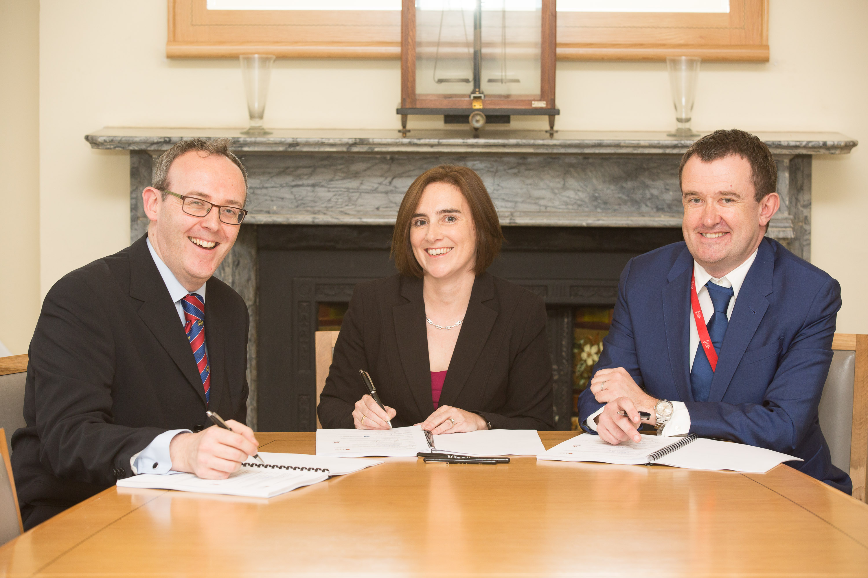 UCC, RCSI, TCD Sign Agreement to Create APPEL