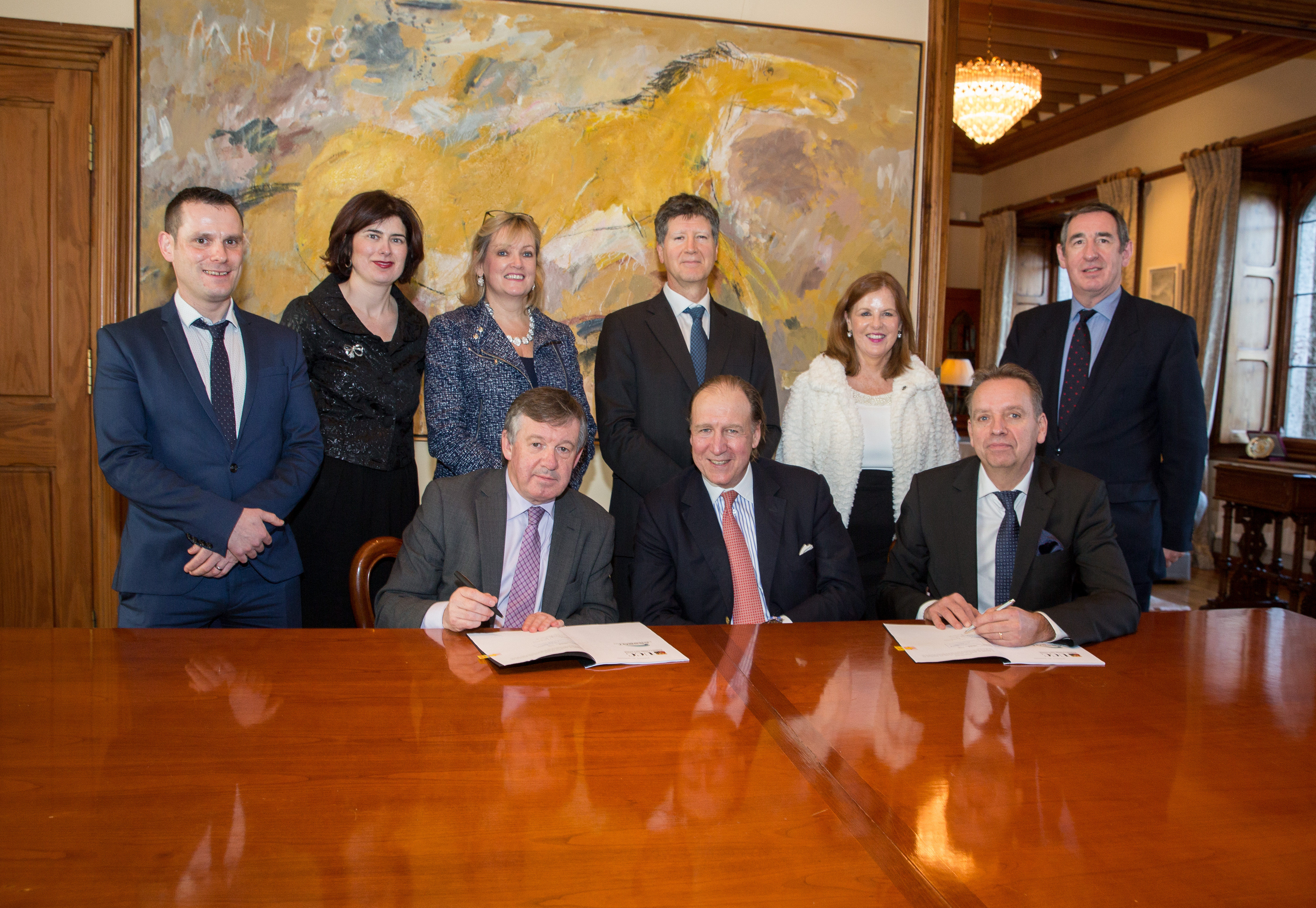 UCC's ASSERT signs Partnership Agreement with Mentice Sweden