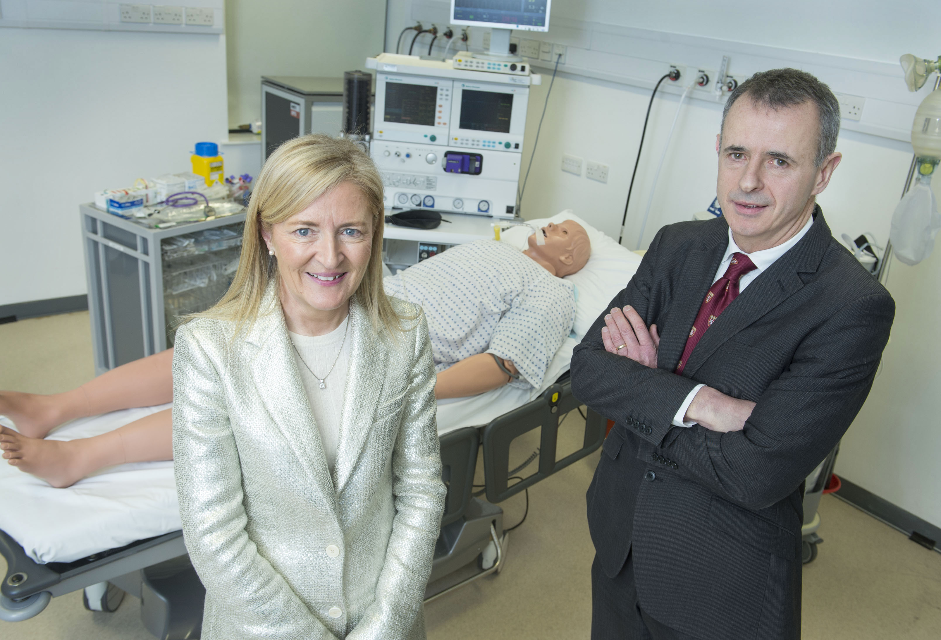 Collaboration between ASSERT and the College of Anaesthetists of Ireland