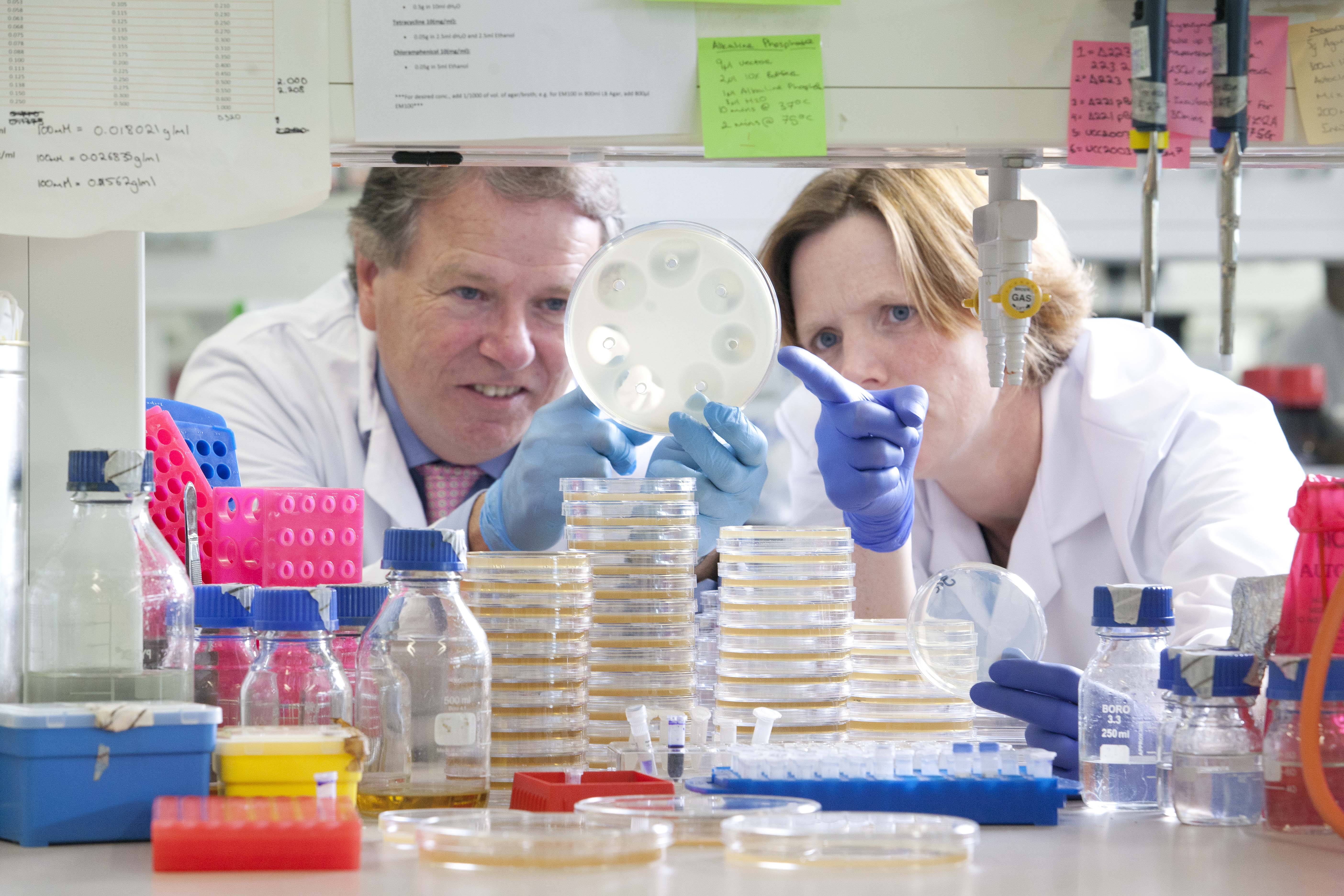 Establishment of APC Microbiome Institute creates fifty new jobs