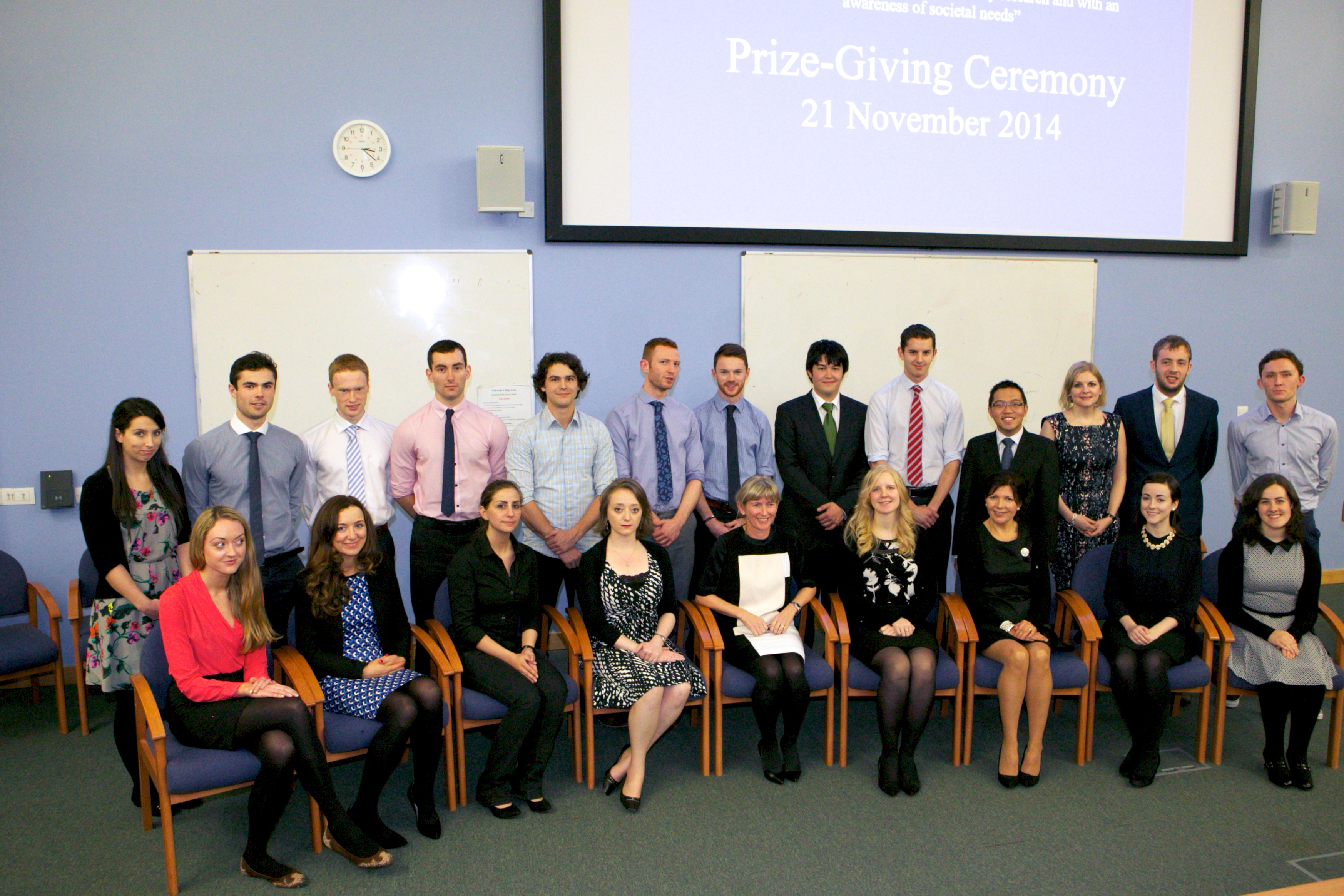 School of Medicine Prize-Giving Ceremony 2014
