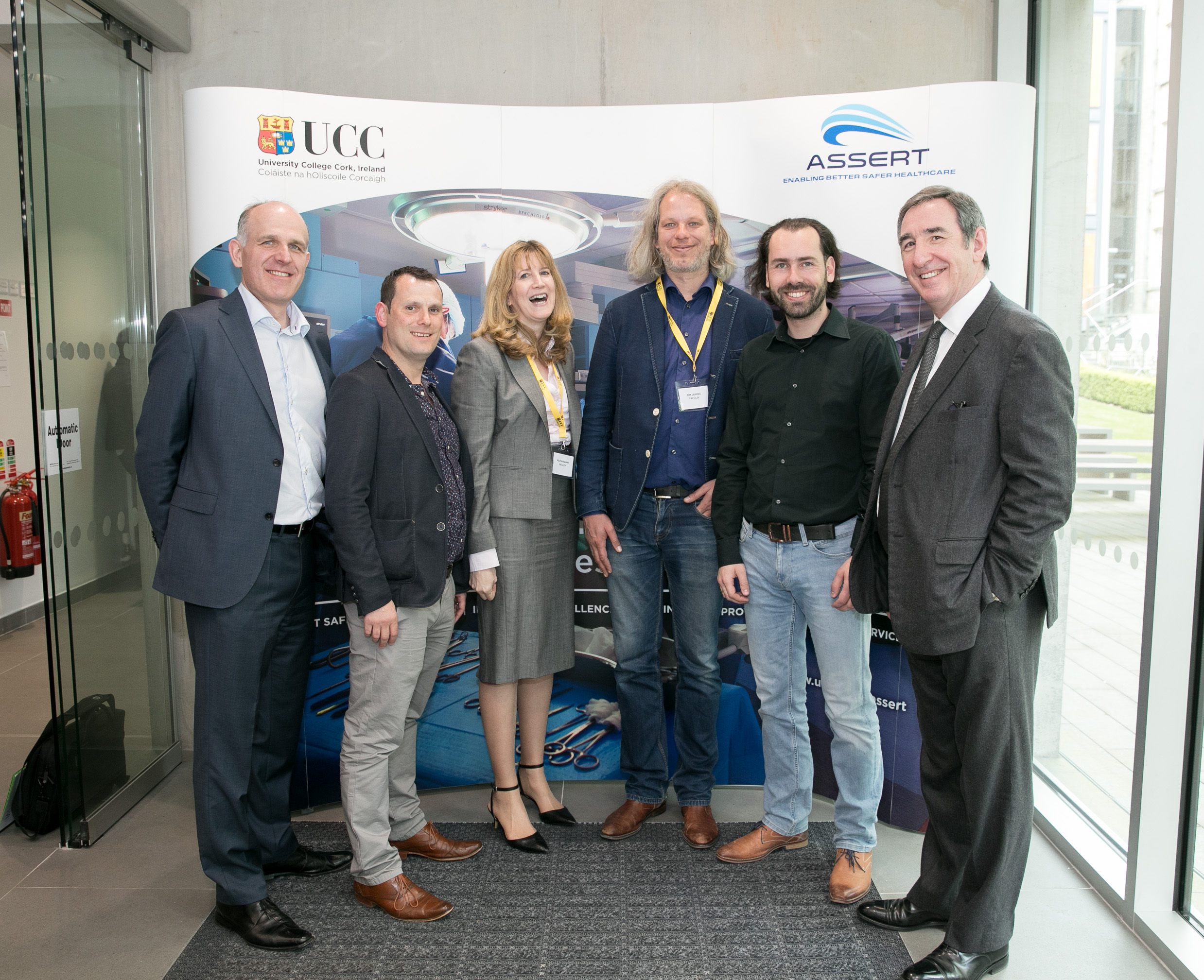 ASSERT Centre hosts the annual Irish Association for Simulation Symposium