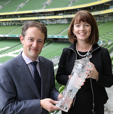 Professor Louise Kenny wins Enterprise Ireland Life Sciences & Food Commercialisation Award