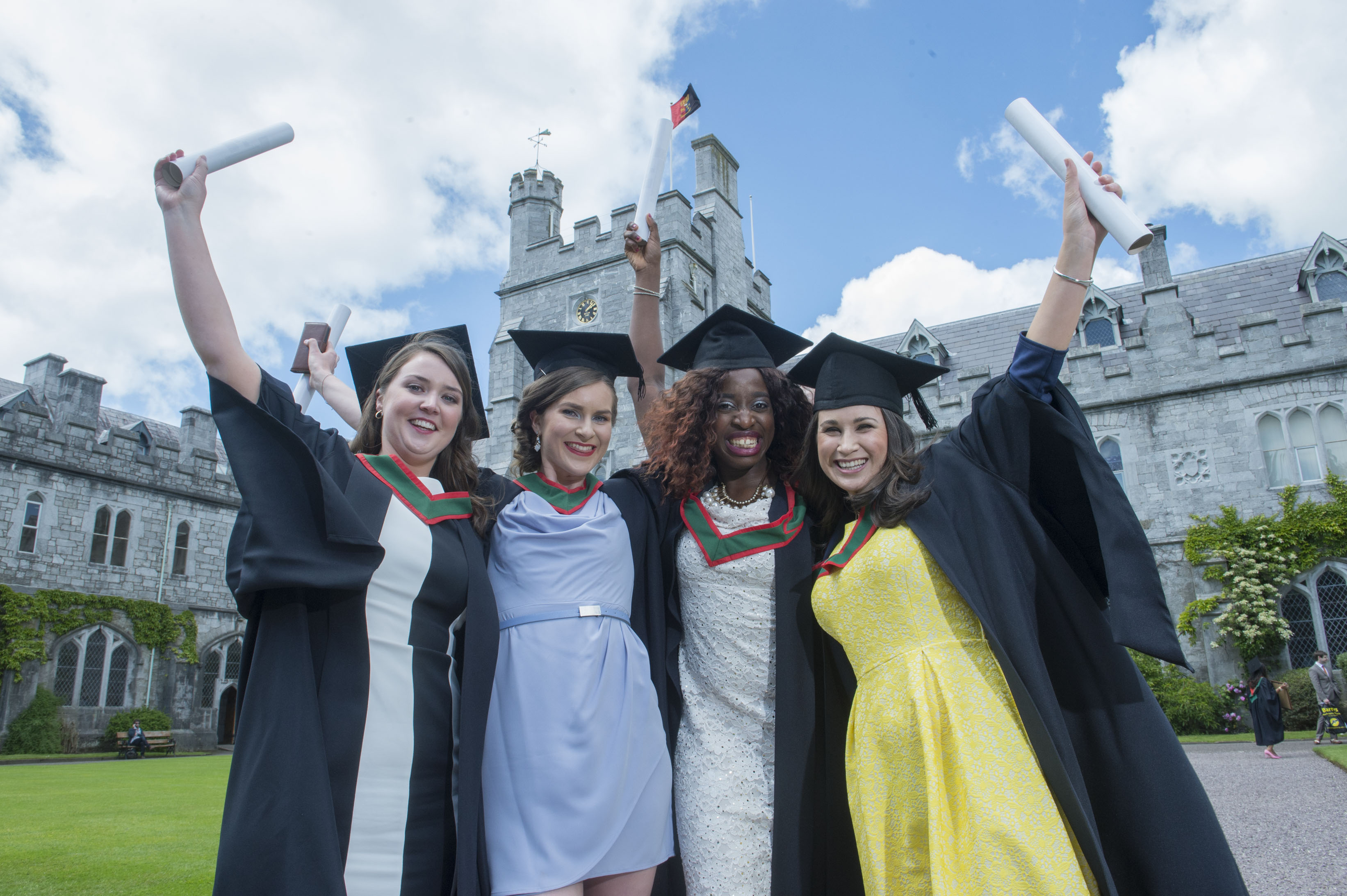UCC Conferrings: 171 Students become Junior Doctors