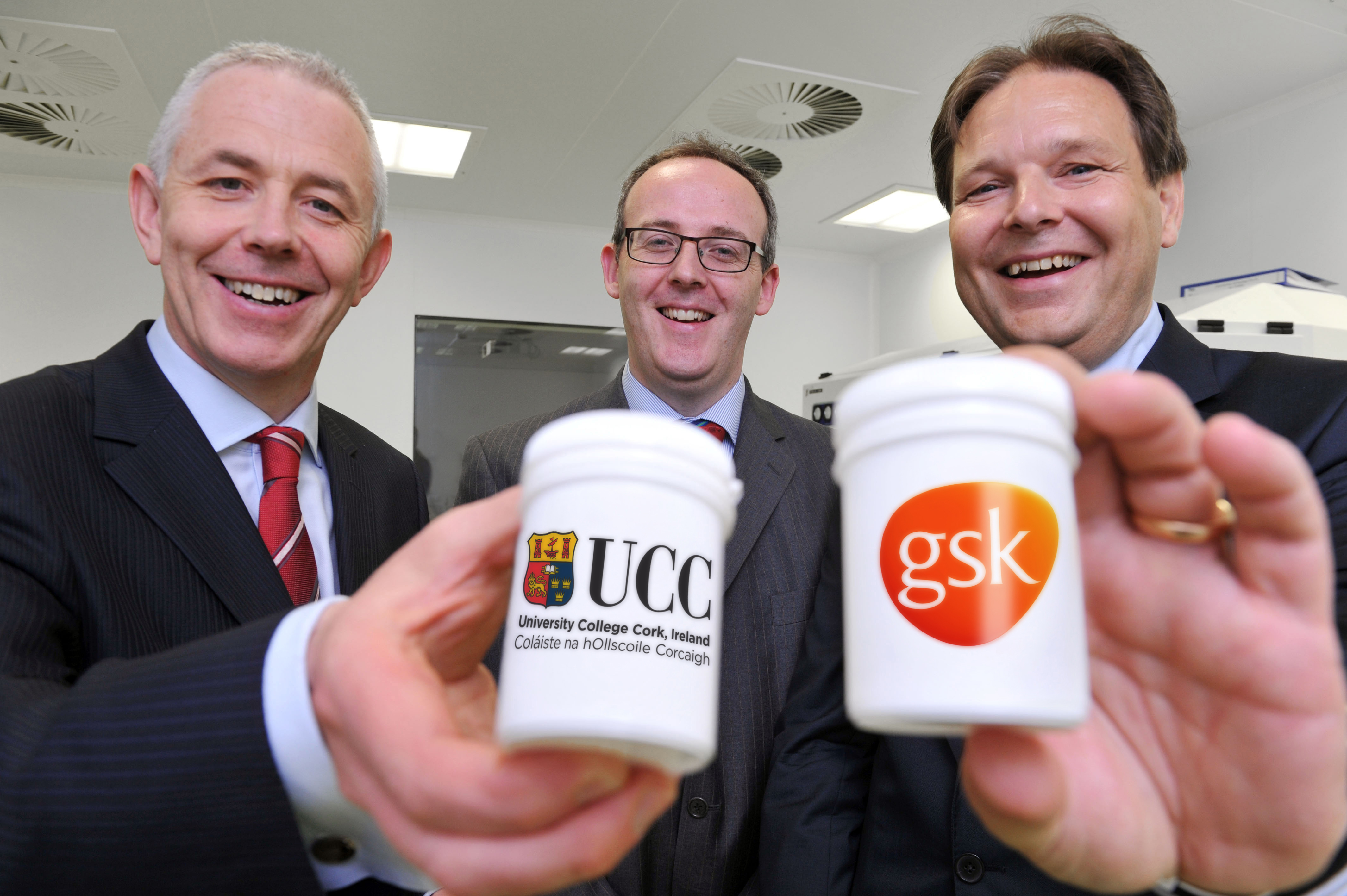 UCC and GSK Corporate Launch