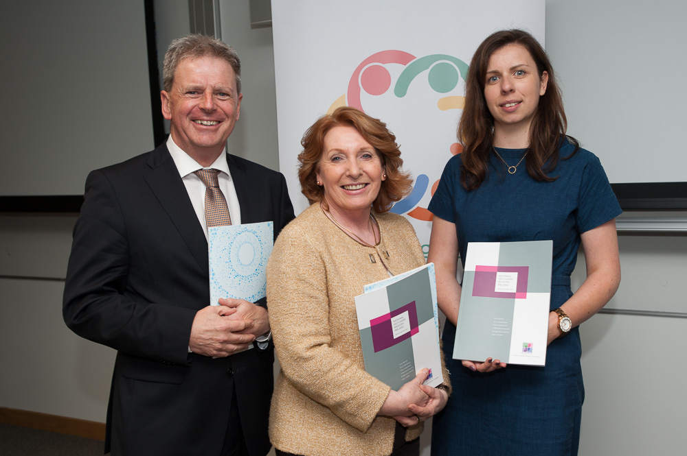 Minister launches reports from the National Suicide Research Foundation and the National Office for Suicide Prevention