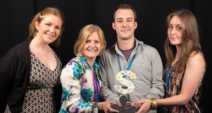 National Social Media Award for UCC
