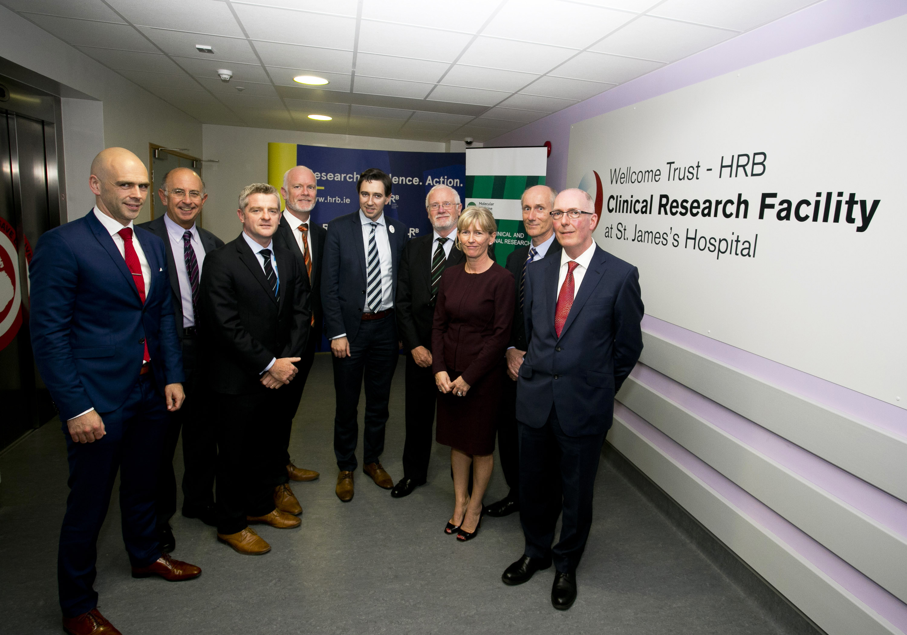 Minister Harris announces a new programme to advance clinical research capability among doctors