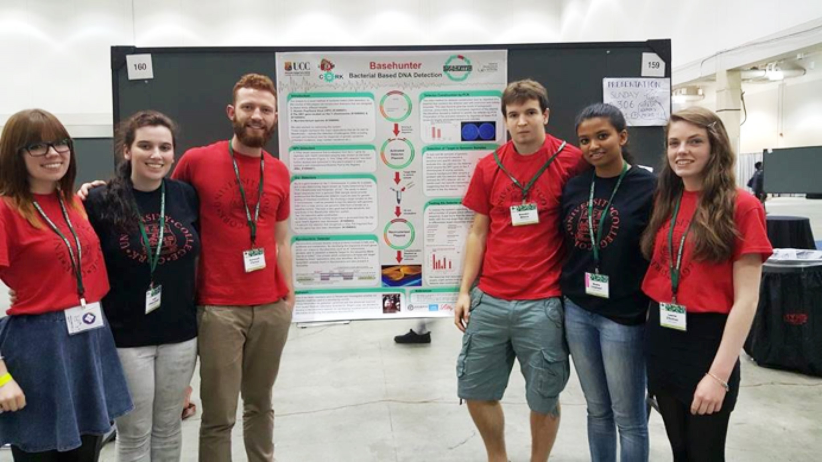 UCC Students win gold in Synthetic Biology competition