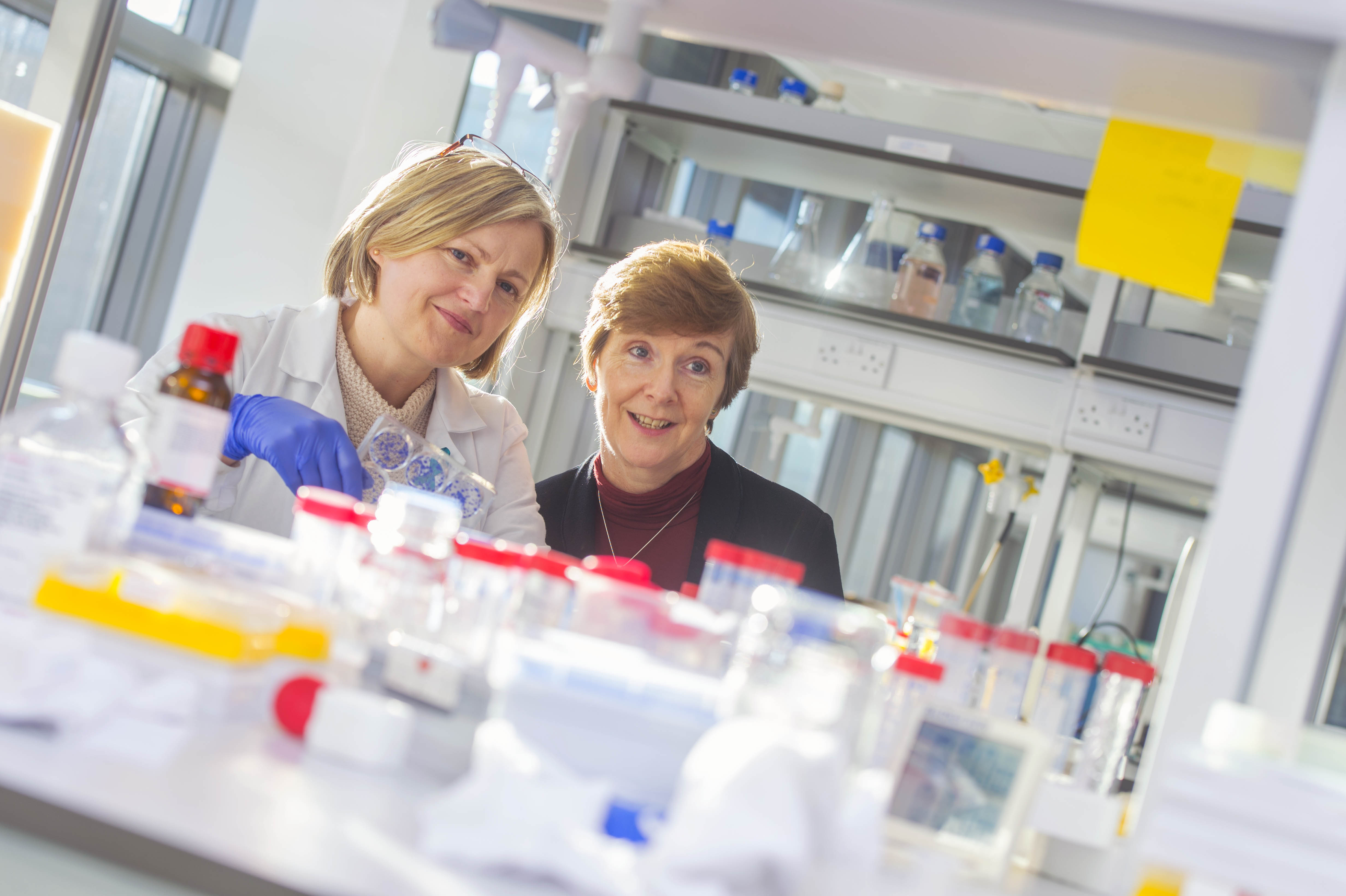 Cork researchers on the trail of a novel treatment that 'tames' cancer cells