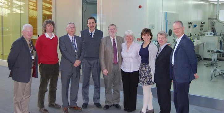 Brazilian Education and Research Agency Visits UCC