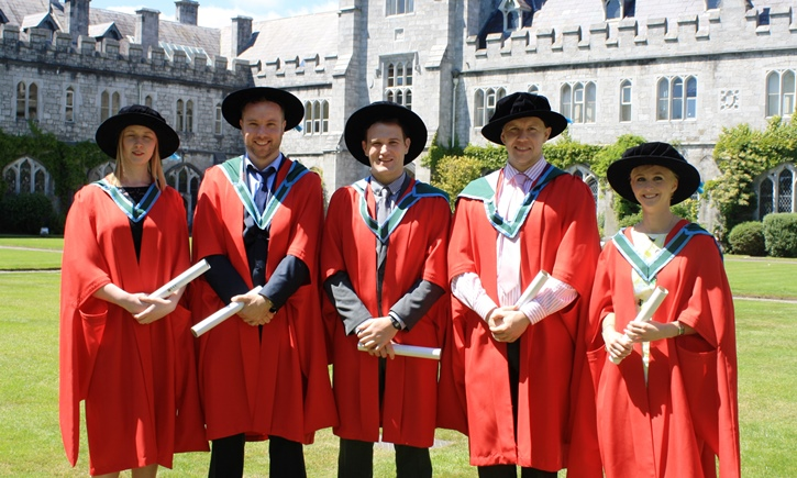 Summer 2015 PhD and MSc Graduates