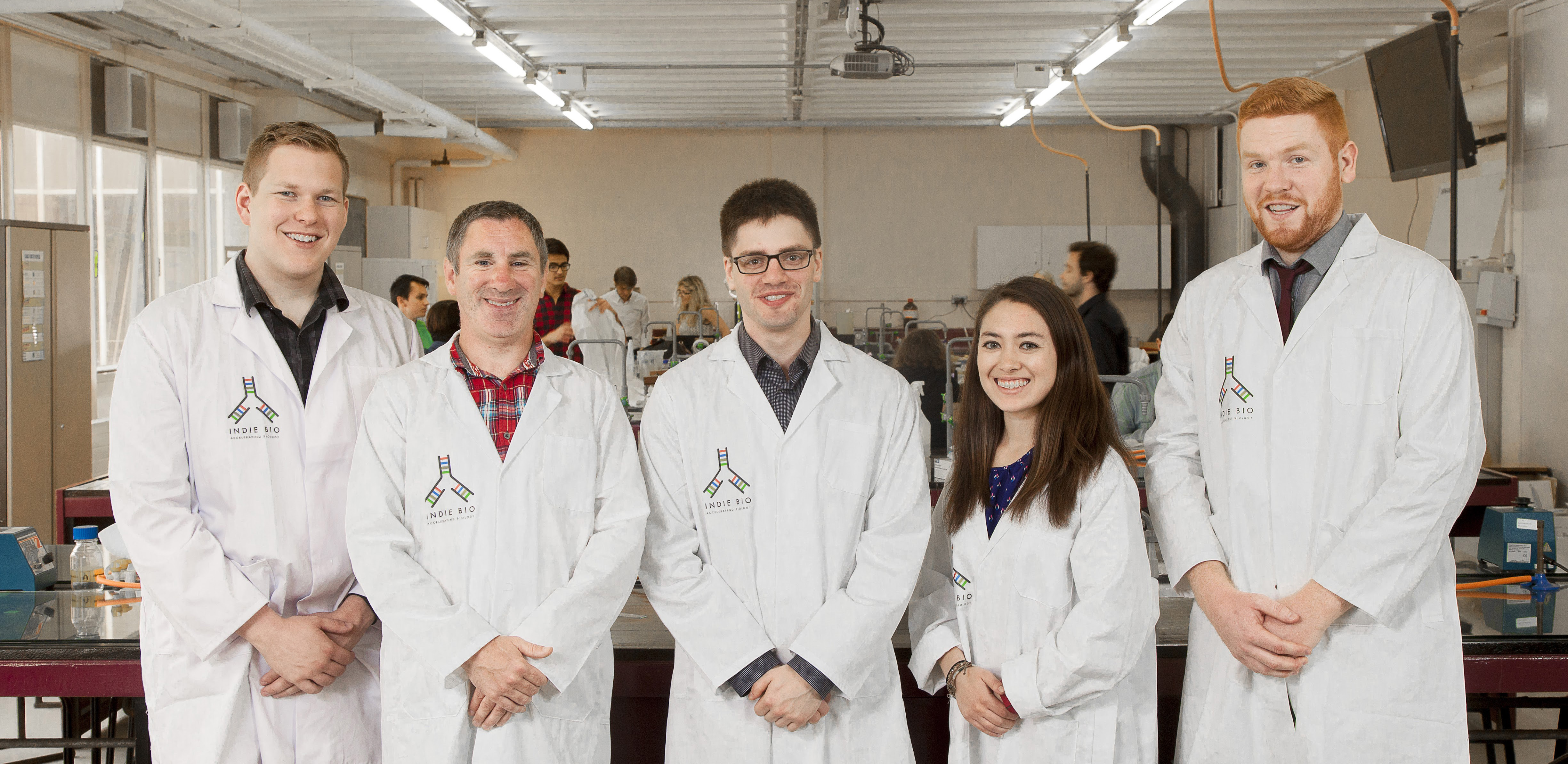 IndieBio, world's first SynBio accelerator, returns to UCC