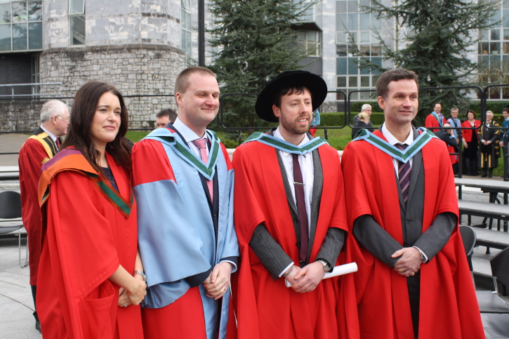 First Joint CIT-UCC PhD for the School of Microbiology