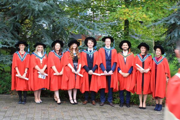 Congratulations to the Autumn 2019 PhD Graduates from the School of Microbiology.