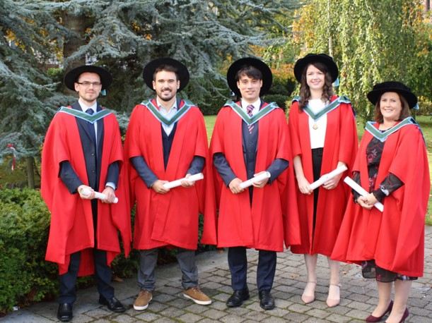 Congratulations to the Autumn 2018 PhD and MSc Graduates from the School of Microbiology.