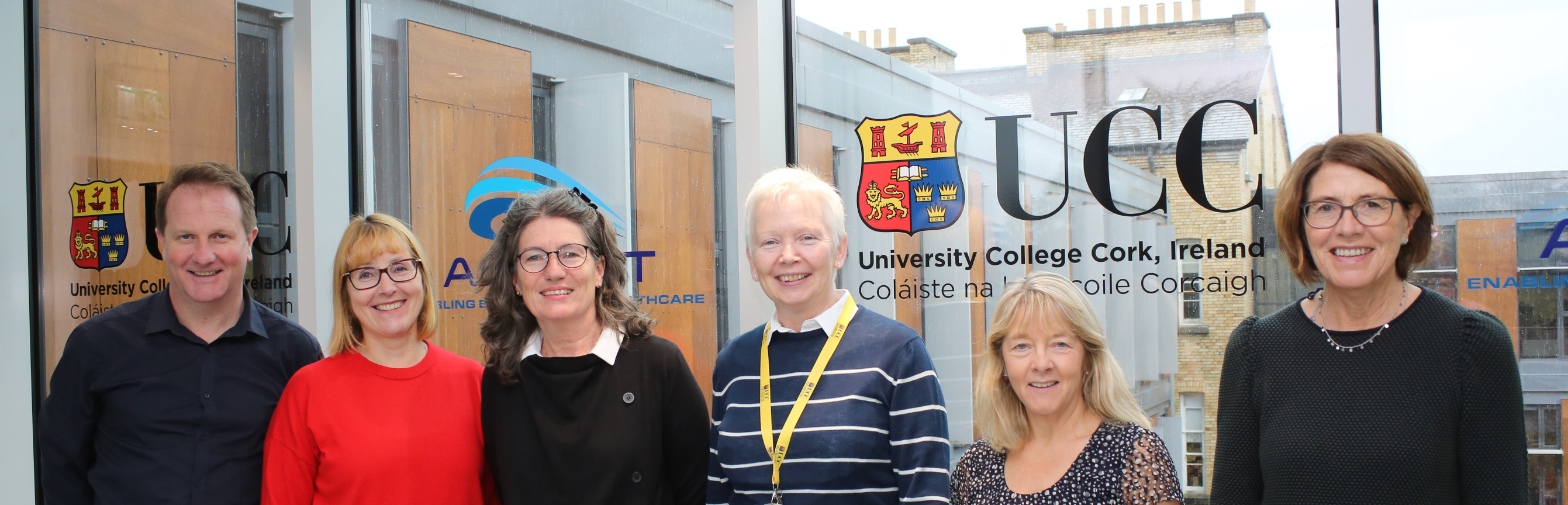 Visit from the University of the Artic in Tromsø, Norway