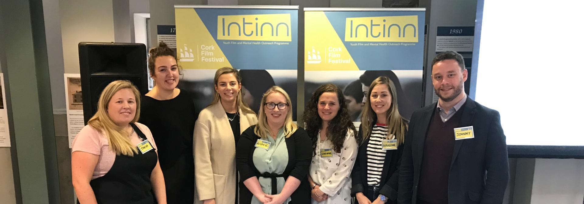 Intinn: Mental Health Wellbeing Workshop with Transition Year Students