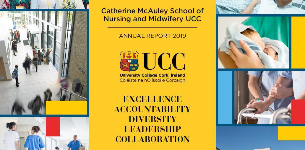 School of Nursing and Midwifery Annual 2019 Report Launched
