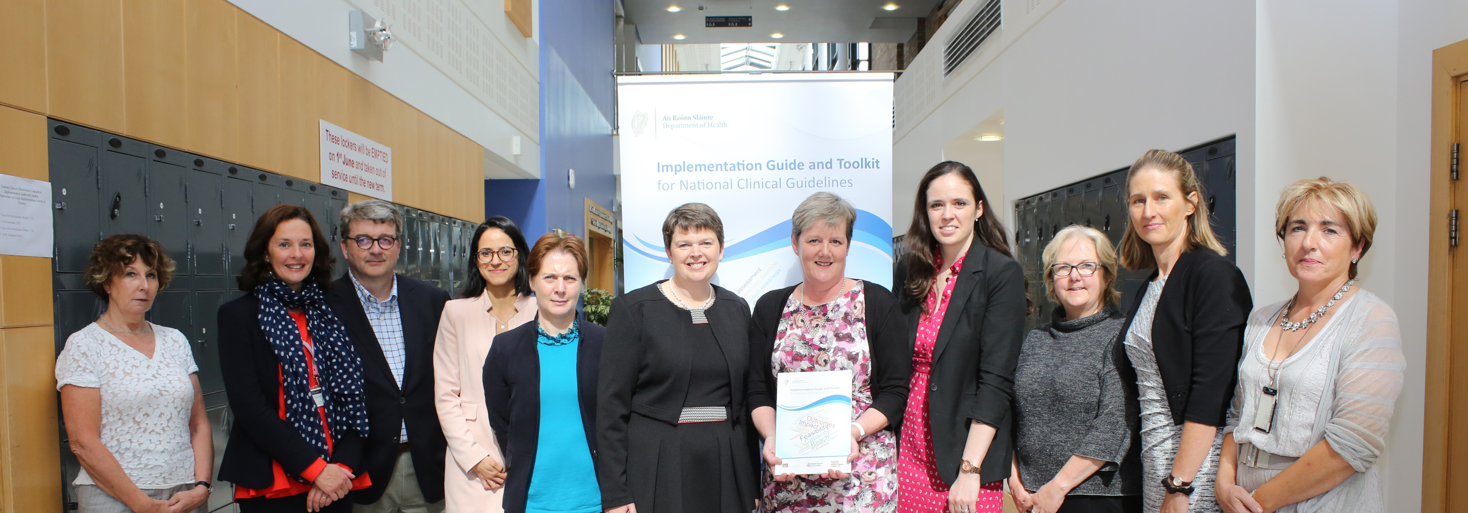 Launch of Implementation Guide